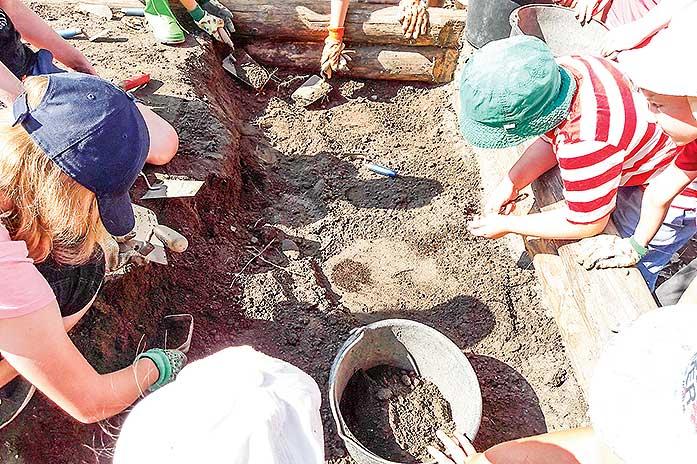 Archäologie Beruf